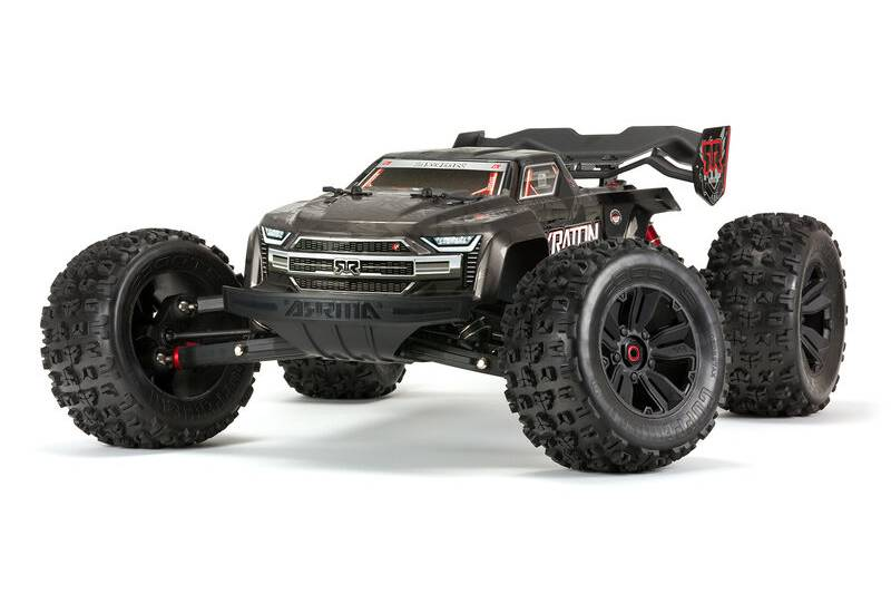 ARRMA KRATON EXB 1/8 4WD EXtreme Bash Roller Speed Monster Truck