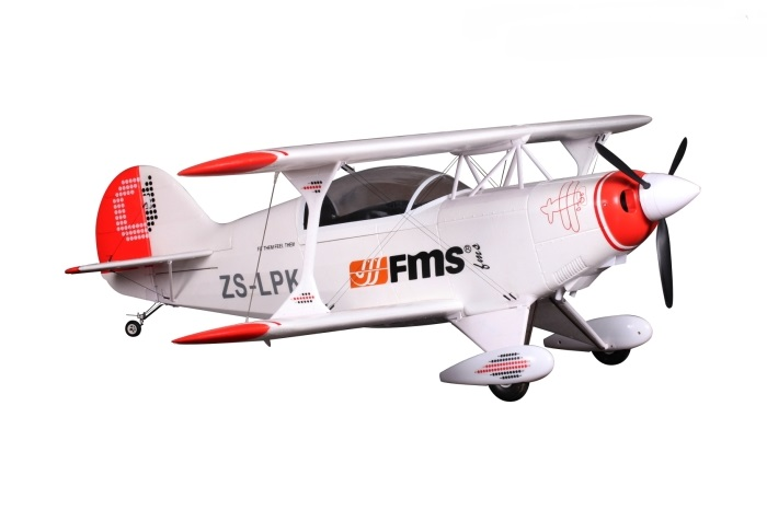 FMS Pitts ARTF 1400mm - RC Bi-Plane