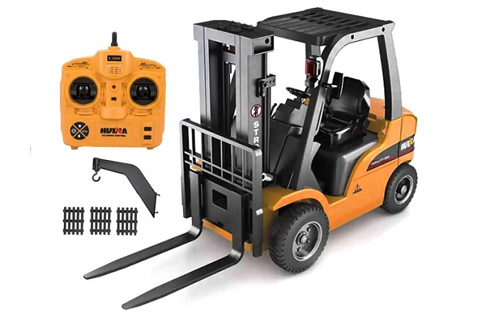 HUINA RC FORK LIFT 2.G 8CH WITH DIE CAST PARTS